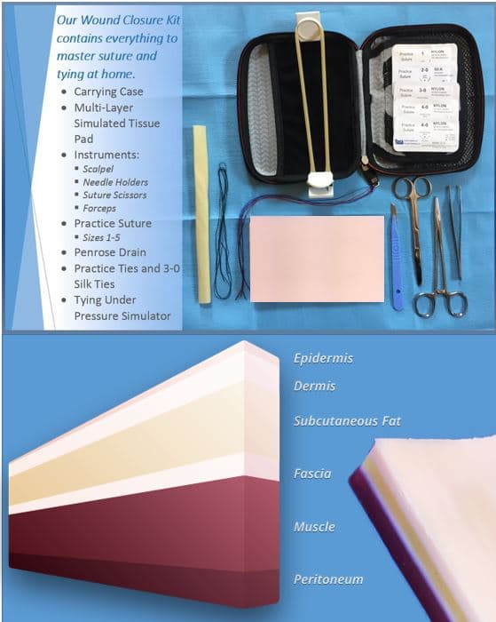 Wound Closure kit