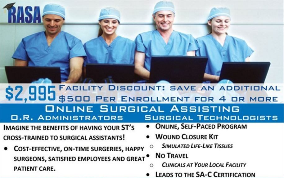 Facility Group Discount